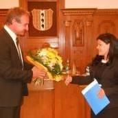 Schoch neue Bregenzer Vizebürgermeisterin