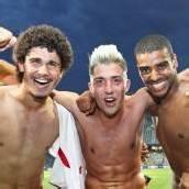 Salzburg vor CL-Qualifikation im Hoch