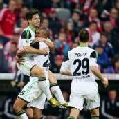 Wolfsburg mit Diego und Naldo in Altach