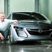 Opel-Studie in Frankfurt