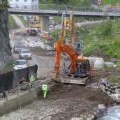 Zwei Millionen für Straßenbau am Arlberg