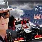 Lotus setzt auf Kimi Räikkönen