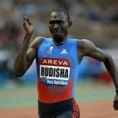 Rudisha kehrt erst 2014 zurück