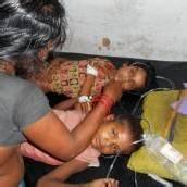 22 Kinder nach giftigem Schulessen gestorben