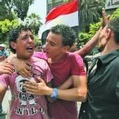 Mit scharfer Munition gegen Mursi-Anhänger