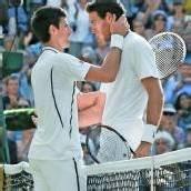 Djokovic trat wie ein Champion auf