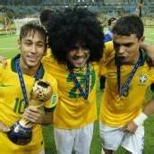 Brasilien im Siegesrausch
