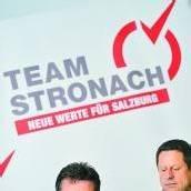 Köpferollen im Team Stronach in Salzburg