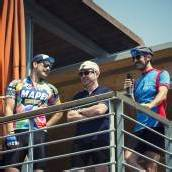 Tour dAlba 2013: Drei Freunde, ein paar Biere und antike Rennräder