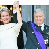 König Philippe übernahm Thron von seinem Vater