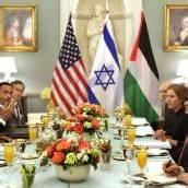 Hoffnung auf Frieden in Nahost