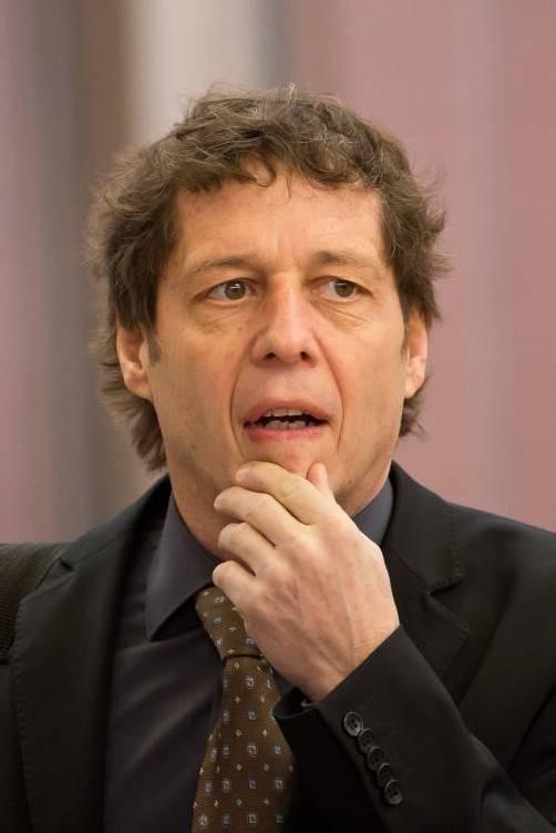 Bernd Bösch ist der Sprecher.