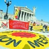Aufstand gegen die Brüsseler Atompläne