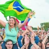Brasilien im Papst-Fieber