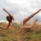 Außergewöhnliche Tanzperformance