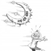 Der Schmerz-Bumerang!