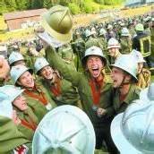 Landesfeuerwehrfest in Doren Schnifis holt den Goldenen Helm /A5