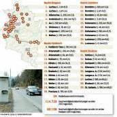 332 Raser wurden pro Tag in Vorarlberg geblitzt