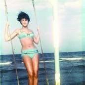 Ein Bikini wie damals . . .