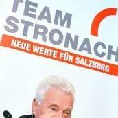 Team Stronach im Sinkflug