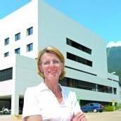 Ruth Krumpholz Erste Chefärztin in Vorarlberg /A6