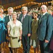 Prominent besetzte Eröffnungsfeierlichkeiten für 68. Auflage der Bregenzer Festspiele