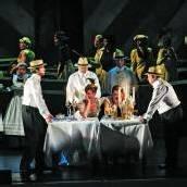 Uraufführung bei den Bregenzer Festspielen