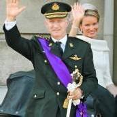 Thronwechsel Philippe ist König von Belgien /C10