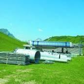 Startschuss für Skischaukelbau in Lech