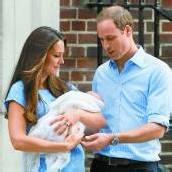 Freude über das Royal Baby Kate und William im Elternglück /C8
