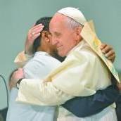 Papst Franziskus begeistert in Brasilien die Massen