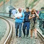 Schnellzug rast mit 190 km/h in die Katastrophe