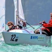 Rang acht für Bregenzer Boot bei der Yngling-WM
