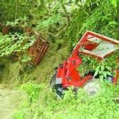 80 Meter abgestürzt – Mann unverletzt