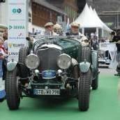 Auto-Klassiker Raritäten bei der Silvretta Classic /A9