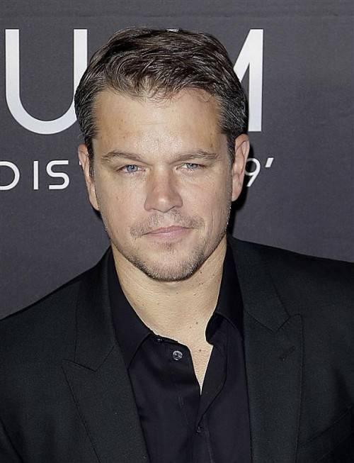 """""""Ben wird ein fantastischer Batman"""", ist Matt Damon überzeugt."""