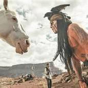 Indianer-Ritt im wilden Westen