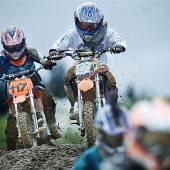Motocross-Action und Partyspaß
