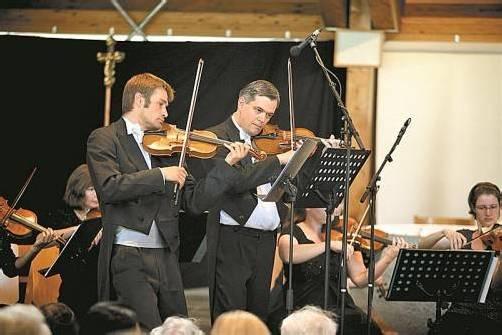 Am Mittwoch wurde das Lech Classic Music Festival eröffnet.