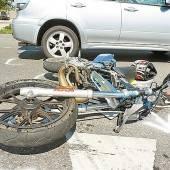 Mopedlenker mit Auto kollidiert – verletzt