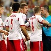 Heftige Kritik am Referee