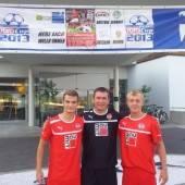 Mit Kaufmann und Gmeiner hofft U-17-Elf bei Toto-Cup auf Sieg
