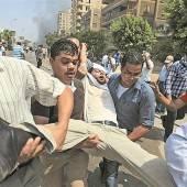 Ausnahmezustand nach einem Blutbad in Ägypten ausgerufen