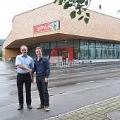 Architekturpreis für Sparmarkt Lauterach