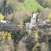 Schlossberg in Hohenems am Freitag gesperrt
