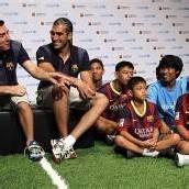 Lionel Messi verriet jungen Fans das Erfolgsrezept