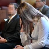 Baby schwer misshandelt: Acht Jahre Haft für Mutter