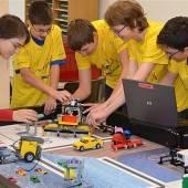 Der Wettstreit der Lego-Roboter