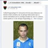 Schweinfurt holt Ibrahim Erbek