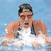 Schwimmer in Rekordlaune